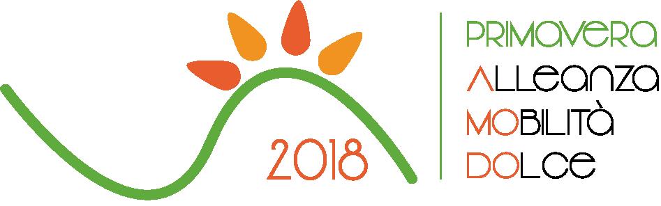 Logo Primavera della Mobilità Dolce