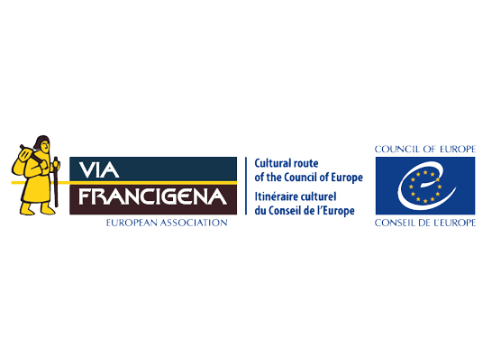 Logo European Association Via Francigena