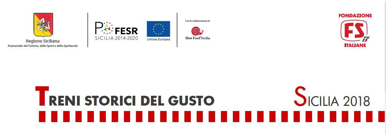 Calendario Treni Storici 2020.Treni Storici Del Gusto Sicilia 2018 Mobilita Dolce
